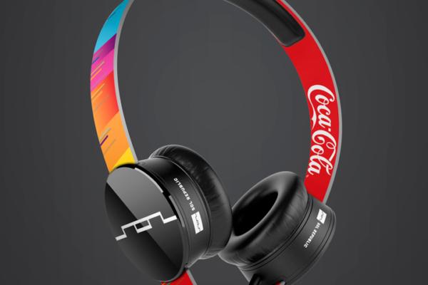 Sol Republic Coca Cola V8 Headphones