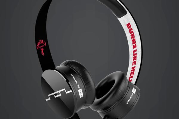 Fireball V8 Headphones