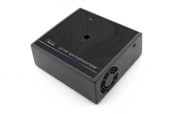 Spectrophotometer Detector Printed Lexan Label